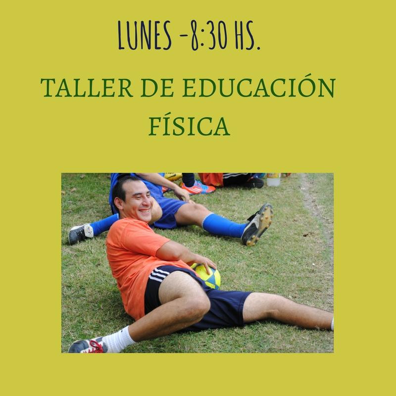 Taller de Educación Física