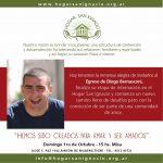 Egreso de Diego Bernasconi
