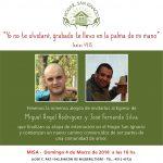 Egreso de Miguel y José – Domingo 4 de Marzo -16hs.